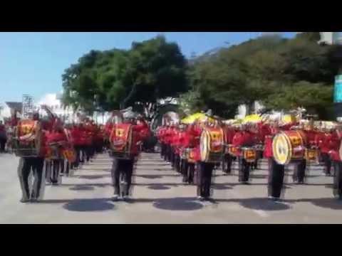 Banda Marcial do Corpo de Fuzileiros Navais - Museu do Amanhã - RJ
