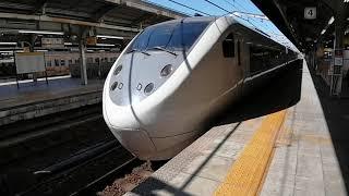 JR西日本681系0番台特急しらさぎ回送 名古屋駅(nagoya-station)