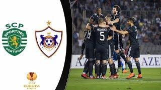 Sporting Lizbon - Qarabag | PROMO