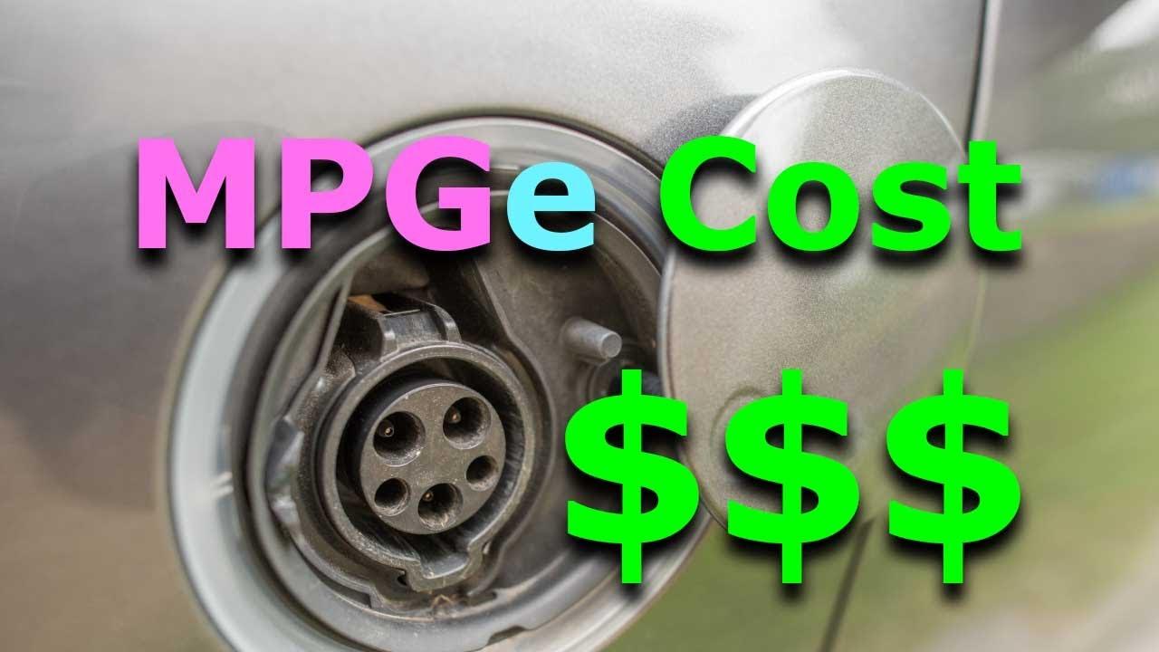 Mpge Cost Calculator