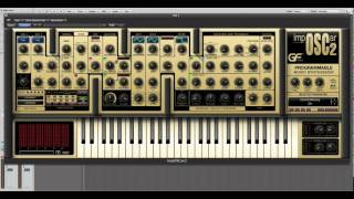 impOSCar2 Tutorial - Chord Memory