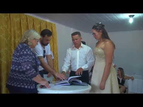 Cartório de Confresa e Assistência Social realizão casamento comunitário