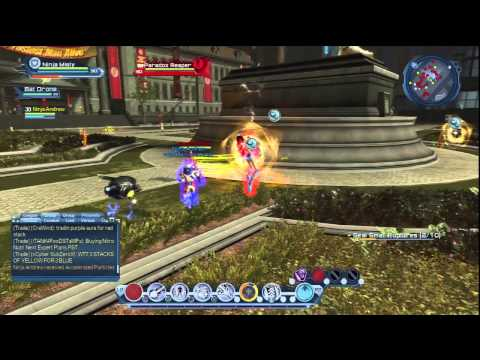 DCUO Let's Play: Central City (Part 1)
