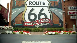 route 66 mural pontiac illinois hflifyoy0q  D