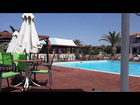Irini hotel Lesbos czerwiec 2018