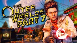 "The Outer Worlds Gameplay Walkthrough Part 7 - ""Tough Decisions"" (Let's Play)"