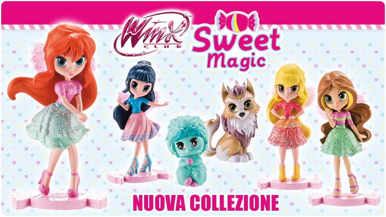 Scopriamo Insieme Le Winx Sweet Magic!