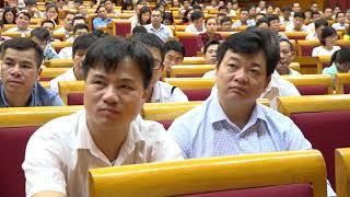 GS TS Hoàng Chí Bảo nói chuyện chuyên đề năm 2018 phần 1