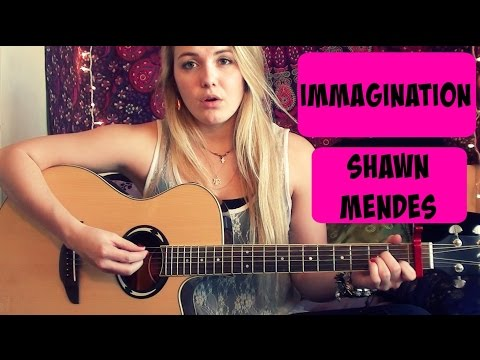 Imagination-Shawn Mendes Guitar Tutorial