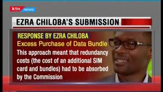 Why Auditor General wants Ezra Chiloba questioned