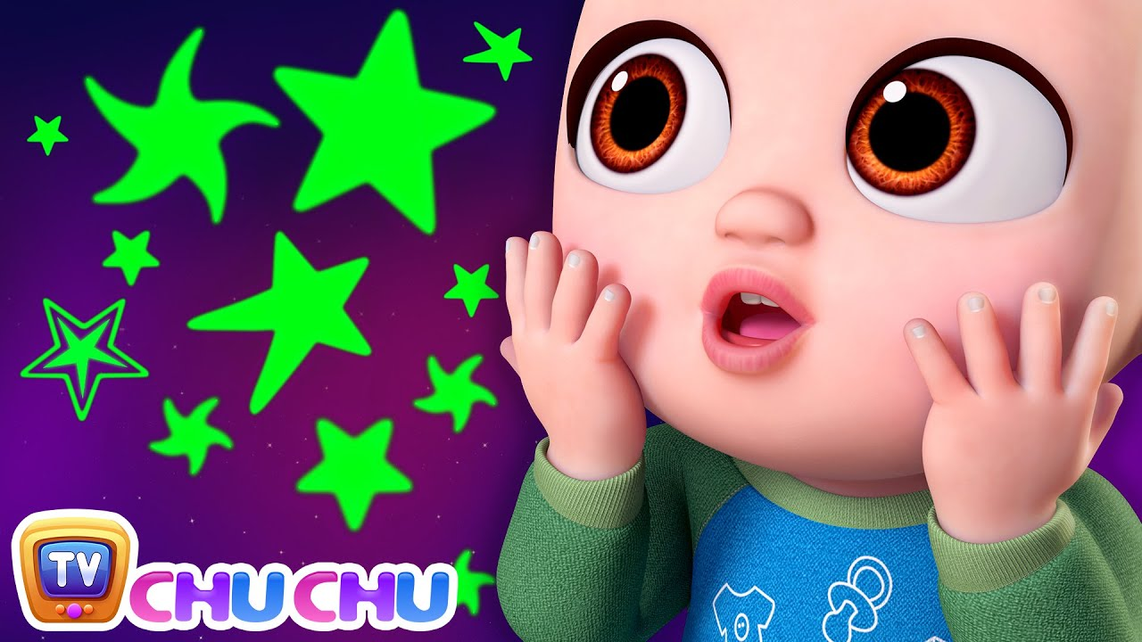 Baby Loves Stargazing - Twinkle Twinkle Little Star 3 - ChuChu TV Baby Nursery Rhymes & Lullabies