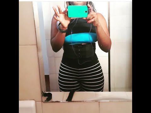 UPDATE - Waist Training , Gel V and Exercise