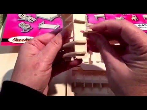 3D Puzzle - Furniture Part 1
