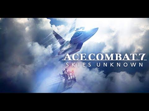 空戰奇兵 7:未知天際【Ace Combat 7: Skies Unknown】PC中英文版 - YouTube