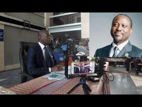 Coup d'Etat de Soro Guillaume contre Ouattara, Adou Richard donne les preuves