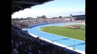 Desfile conmemorativo de la Batalla de Rancagua