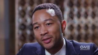 John Legend Talks About His Blue Collar Upbringing, White Working Class Voters