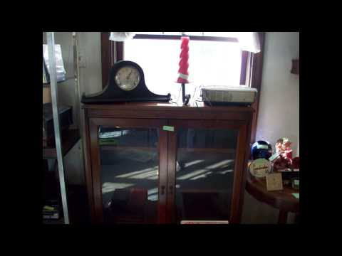 Railroad & Antiques Estate Sale