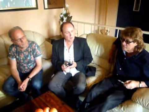 Martin Kinch talks to original Move members Bev Bevan and Trevor Burton