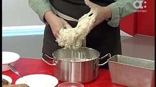 Самый простой рецепт самого вкусного бездрожжевого хлеба