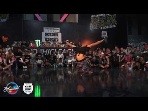 C-Lil [Recap]  // Bboy World // Keep On Breaking Vol.12