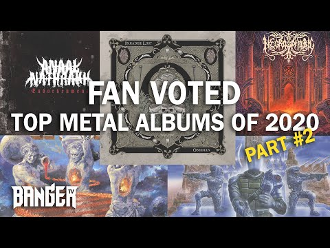 BangerTV | BEST METAL OF 2020 Viewers Vote PART TWO | Overkill Reviews