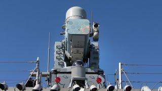 Tour of USS Coronado LCS-4 littoral combat aluminum trimaran ship -5/7