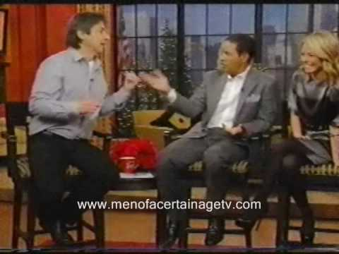 Ray Romano - Regis and Kelly - 12.07.09 - Men of a Certain Age