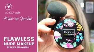Make Up Quickie #7 Musнroom Flawless BB Cream