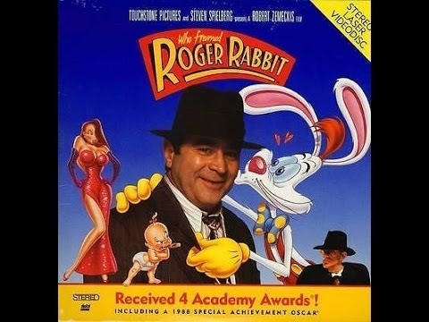 opening to who framed roger rabbit 1989 vhs