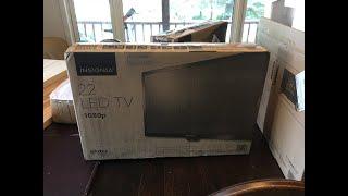 Insignia 22 quot inch Class LED 1080p HDTV Monitor TV Model NS-22D510NA19 SKU 6260936 08-02-2020