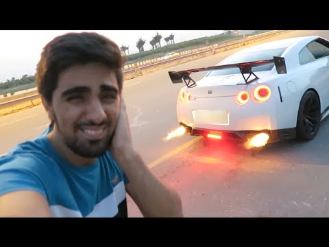Thumbnail: Nissan GTR is ON ANOTHER LEVEL !!!