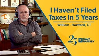 I Haven't Filed Taxes In 5 Years!