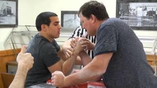 Yosef vs John Kuhlman RH