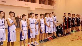 В Академии МЧС состоялся баскетбольный матч команд Москвы и Севастополя