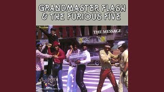 The Adventures of Grandmaster Flash on the Wheel of Steel