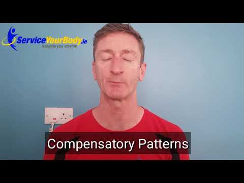 Compensatory Patterns causing Low Back Pain
