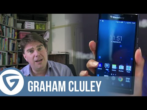 Who cares about privacy? The BlackBerry Priv runs Google! | Graham Cluley