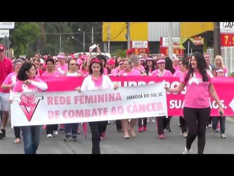 VÍDEO INSTITUCIONAL REDE FEMININA DE COMBATE AO CÂNCER DE JARAGUÁ DO SUL