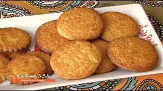 Recette : Les sablés bretons de Nelly - Les Carnets de Julie - Biscuits à la carte !