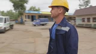 """Рабочий костюм - """"Спецназ"""" синего цвета. Видеообзор"""