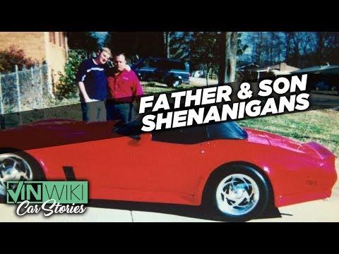 Rabbit's Father & Son Automotive Shenanigans