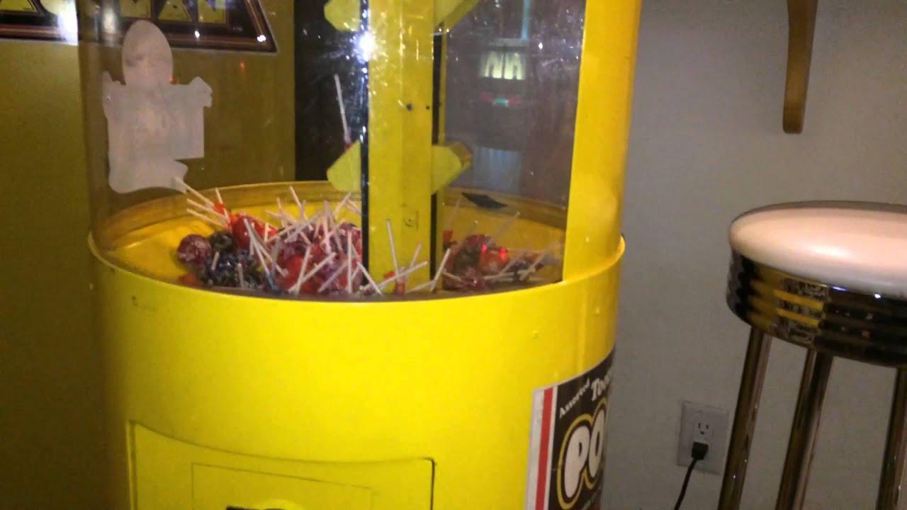 machine tootsie pop