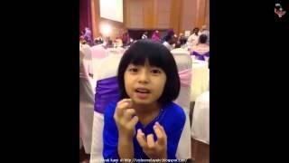 Mia Sara Nasuha: Kesian Abg Mia Pemalu