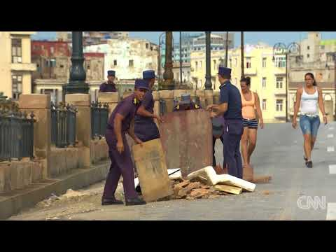 [WATCH] Cuba recovers from hurricane Irma