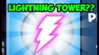 LIGHTNING BOLTS ARE AMAZING! Bloons TD Battles