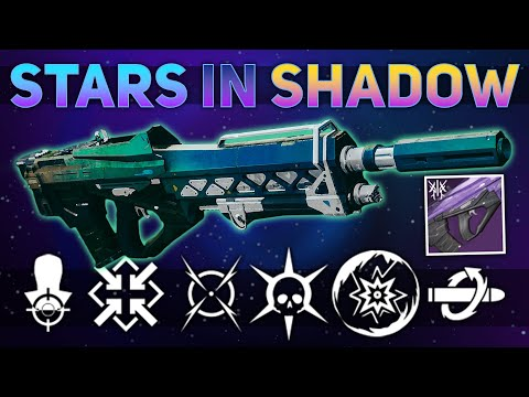 Stars in Shadow GOD ROLL (The Best Pulse Rifle in the Game)   Destiny 2 Beyond Light