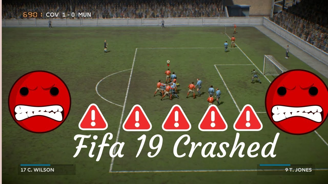 Fifa 19 Crash Fix - working crack by cpy 2018 - YouTube