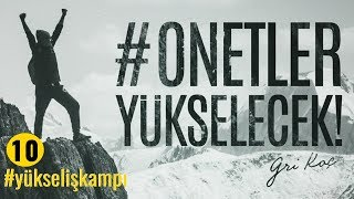 YKS'ye 22 Hafta Kaldı! Yükseliş Kampına Başlıyoruz | #yükselişkampı 10 #motivasyon