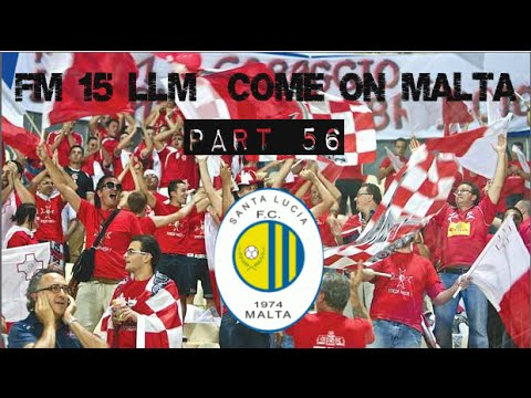 (LLM-FM15) Come on Malta - Part 56 - Tight against Celtic!